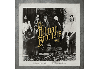 The Allman Brothers Band - Live On Air,Vol.1 - (CD)