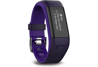 GARMIN VivoSmart HR plus Paars