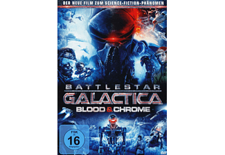Battlestar Galactica: Blood & Chrome - (DVD)