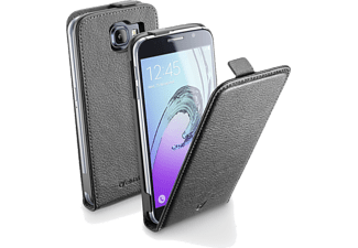 CELLULAR-LINE Flap Essential Galaxy A5 2016 Zwart