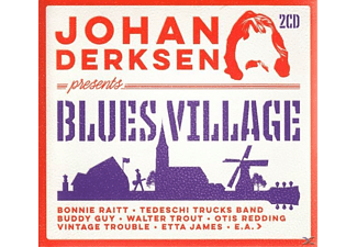 Various - Johan Derksen Presents Blues Village | CD