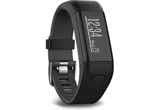 GARMIN VivoSmart HR plus Zwart