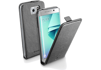 CELLULAR-LINE Flap Essential Galaxy S7 edge Zwart