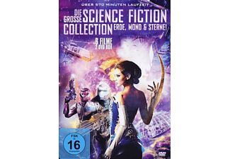 Die Große Science Fiction Collection - (DVD)