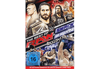 The Best Of RAW And Smackdown 2015 [DVD]