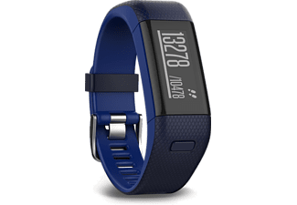 GARMIN VivoSmart HR plus Blauw