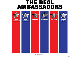 VARIOUS - THE REAL AMBASSADORS - (Vinyl)