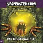 Teschner, Uve/Wandelt, Daniel/Hagen, Till/+++ - Gespenster Krimi 07: Das Gruselkabinett (CD)