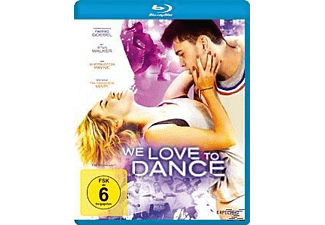 We Love To Dance [Blu-ray]