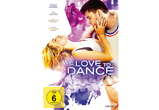 We Love To Dance [DVD]