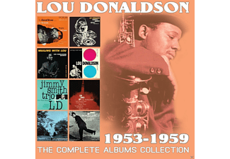 Lou Donaldson - The Complete Albums Collection: 1953-1959 - (CD)