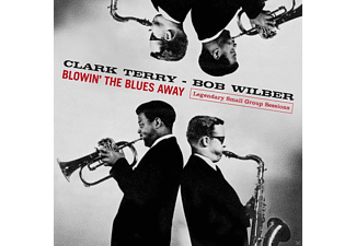 Clark Terry, Bob Wilber - Blowin' The Blues Away-Legendary Small Group Ses [CD]