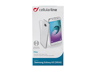 CELLULAR-LINE Fine Soft Galaxy A3 (2016) Transparant