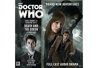 Doctor Who: Death and the Queen - (CD)