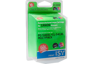 ISY Canon PG-540XL + CL-541XL Multipack