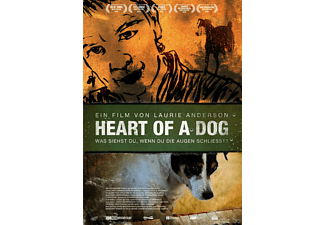 Heart Of A Dog - (DVD)