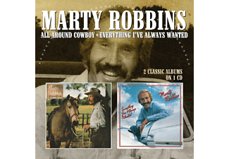 Marty Robbins - All Around Cowboy/Everything I've Always Wanted - (CD)