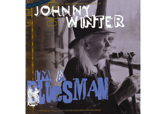 Johnny Winter - I M A BLUESMAN - (CD)