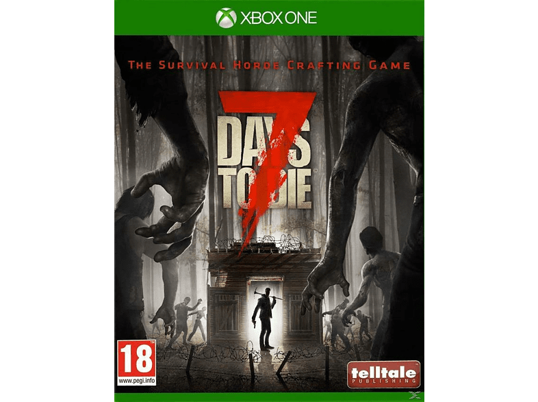 7 Days to Die Xbox One gaming   offline microsoft xbox one παιχνίδια xbox one gaming games xbox one gam