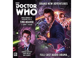 Doctor Who: Time Reaver - 1 CD - Hörbuch
