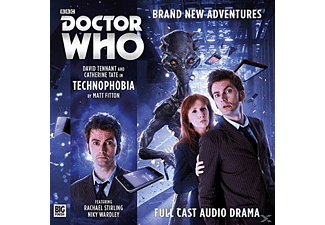 Doctor Who: Technophobia - 1 CD - Hörbuch