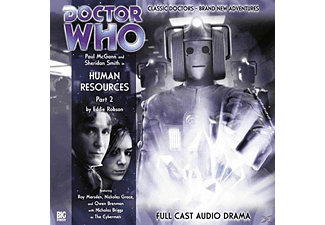 Doctor Who: Human Resources Part 2 - 1 CD - Hörbuch