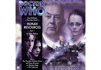Doctor Who: Human Resources Part 1 - 1 CD - Science Fiction/Fantasy