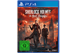 Sherlock Holmes - The Devil's Daughter - PlayStation 4