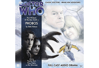 Doctor Who: Phobos - 1 CD - Science Fiction/Fantasy