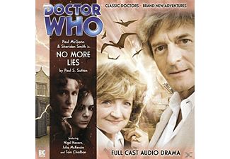 Doctor Who: No More Lies - (CD)