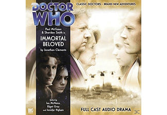 Doctor Who: Immortal Beloved - 1 CD - Science Fiction/Fantasy