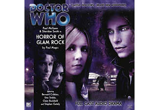 Doctor Who: Horror of Glam Rock - 1 CD - Hörbuch
