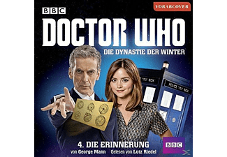 Doctor Who: Die Dynastie der Winter Teil 4-Die - (CD)