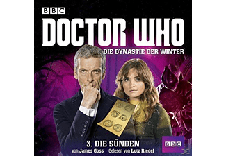 Doctor Who: Die Dynastie der Winter Teil 3-Due - 2 CD - Hörbuch