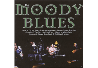 The Moody Blues - Moody Blues Night In White Satin - (CD)