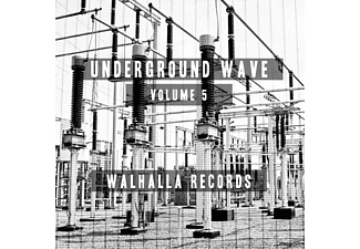 VARIOUS - Underground Wave Vol.5 - (Vinyl)