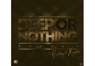 Harley & Muscle - Deep Or Nothing [CD]