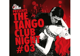 VARIOUS - The Tango Club Night 3 [CD]