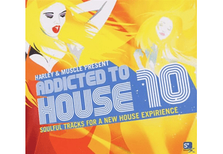VARIOUS - Addicted To House 10 - (CD)