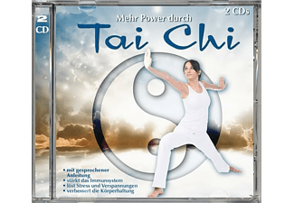 VARIOUS - Mehr Power Durch Tai Chi - (CD)