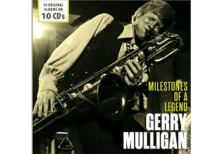 Gerry Mulligan - 19 Original Albums - (CD)