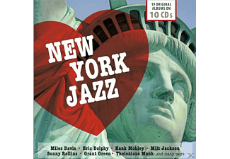 VARIOUS - New York City Jazz - (CD)