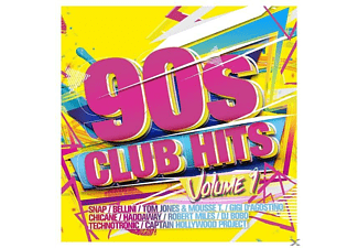 VARIOUS - 90s Club Hits Vol.1 [CD]