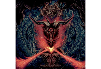 God Enslavement - The Consuming Divine - (CD)