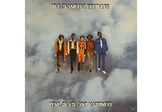 The Chambers Brothers - Love Peace & Happiness - (CD)