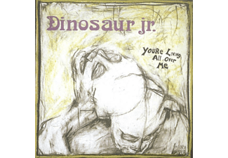 Dinosaur Jr. - You're Living All Over Me - (CD)