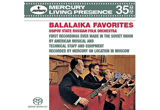 VARIOUS - Balalaika Favorites [CD]