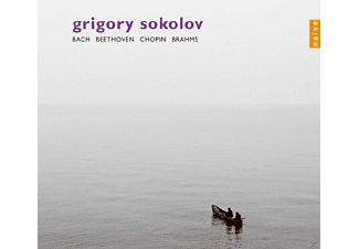 Sokolov Grigory - Bach-Beethoven-Chopin-Brahms - (CD)
