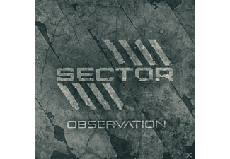 Sector - Observation EP - (CD)