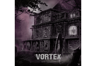 Vortex - The Asylum - (CD)